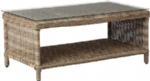 Monte Carlo 100cm coffee table (rectangle)